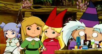 Visuel Popolocrois Story / Popolocrois Story (Animes)