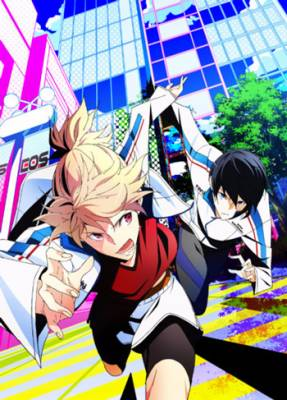 Visuel Prince of Stride - Alternative / Prince of Stride - Alternative (Animes)