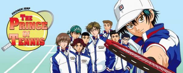 Visuel Prince of Tennis / Tennis no Ôji-sama (Animes)