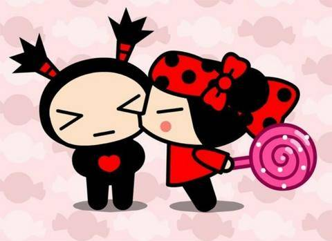 Visuel Pucca / Pucca (Animes)