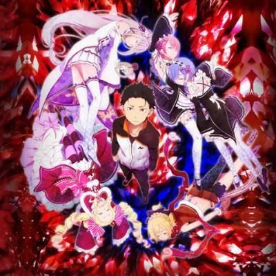 Visuel Re:Zero Kara Hajimeru Isekai Seikatsu / Re: Zero Kara Hajimeru Isekai Seikatsu – Re: Life in a different world from zero (Re:ゼロから始める異世界生活) (Animes)