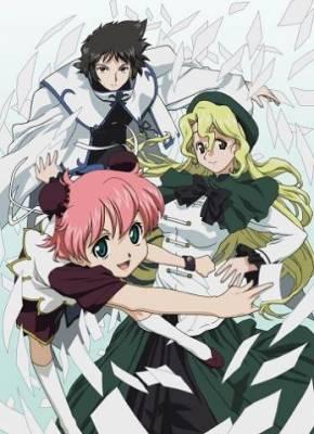 Visuel R.O.D / Read Or Die TV (Animes)