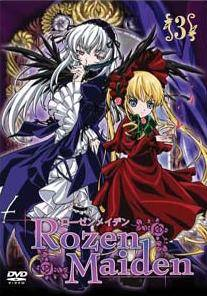 Visuel Rozen Maiden / Rozen Maiden (Animes)