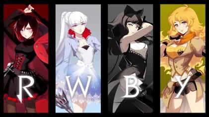 Visuel RWBY /  (Animes)