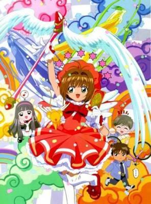 Visuel Sakura, chasseuse de cartes / Card Captor Sakura (Animes)