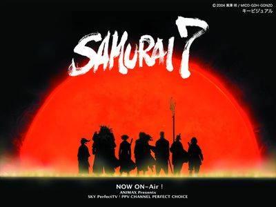 Visuel Samurai 7 / Samurai 7 (Animes)