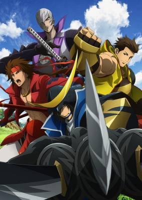 Visuel Sengoku Basara - End of Judgement / Sengoku Basara Judge End (Animes)