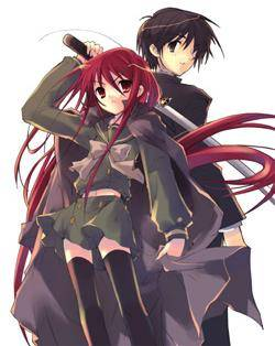 Visuel Shakugan no Shana / Shakugan no Shana (Animes)