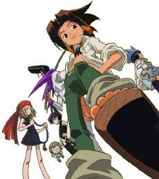 Visuel Shaman king / Shaman King (Animes)