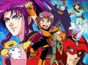 Visuel Shinzo / Mushrambo (ou Mashuranbo) (Animes)