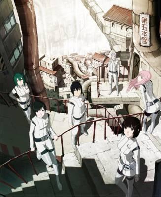 Visuel Knights of Sidonia / Sidonia no Kishi - Knights of Sidonia (Animes)