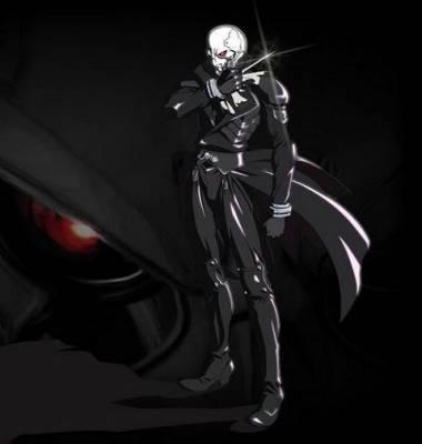 Visuel Skull Man (the) / Skull Man (Animes)