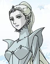 Visuel Snow Queen / Yuki no Joou (Animes)