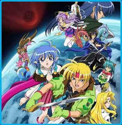 Visuel Star Ocean Ex / Star Ocean Ex (Animes)