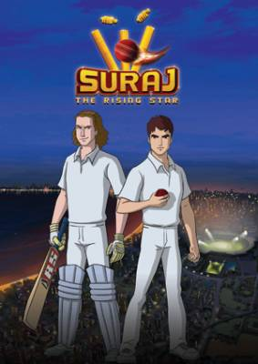 Visuel Suraj - The Rising Star / Suraj - The Rising Star (Animes)