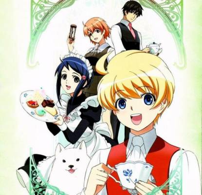 Visuel Suteki Tantei Labyrinth / Suteki Tantei Labyrinth (Animes)