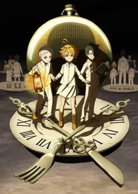 Visuel Promised Neverland (The) / Yakusoku no Neverland (約束のネバーランド) (Animes)
