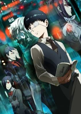 Visuel Tokyo Ghoul / Tokyo Ghoul (Animes)