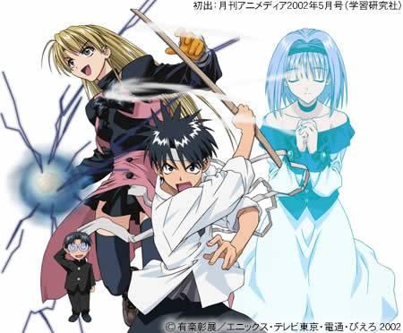 Visuel Tokyo Underground / Tokyo Underground (Animes)