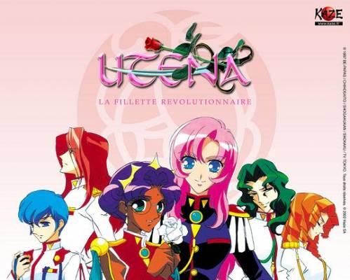 Visuel Utena, la fillette révolutionnaire / Shôjo Kakumei Utena (Animes)