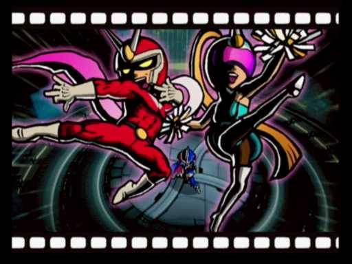 Visuel Viewtiful Joe / Viewtiful Joe (Animes)