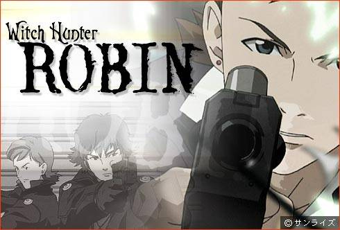 Visuel Witch Hunter Robin / Witch Hunter Robin (Animes)