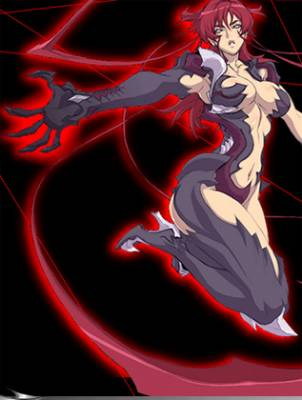 Visuel Witchblade / Witchblade (Animes)