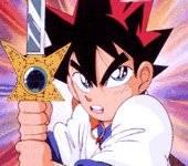 Visuel Yaiba / Kenyu Densetsu Yaiba (Animes)