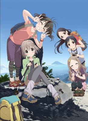 Visuel Yama no Susume / Yama no Susume (Animes)