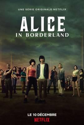 Visuel Alice in Borderland / Imawa no Kuni no Alice (Dramas)