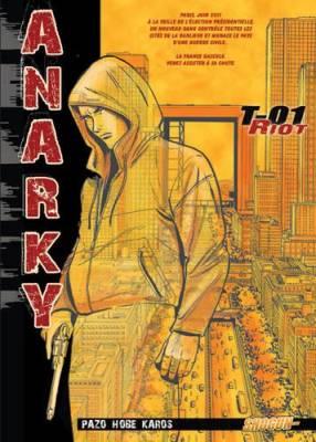 Visuel Anarky / Anarky (Émules)
