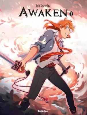 Visuel Awaken / Awaken (Émules)