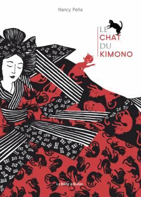 Visuel Chat du kimono (Le) /  (Émules)