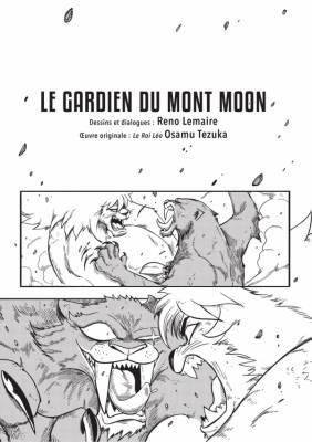 Visuel Gardien du Mont Moon (Le) / Moon yama no hogosha (ムーン山の守護者) (Émules)