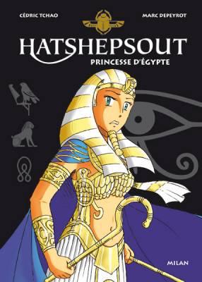 Visuel Hatshepsout Princesse d'Égypte /  (Émules)