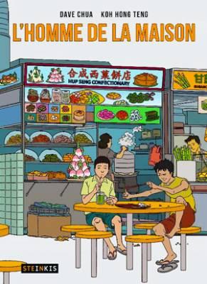 Visuel Homme de la Maison (L') / Liao Liao - Gone Case (Émules)