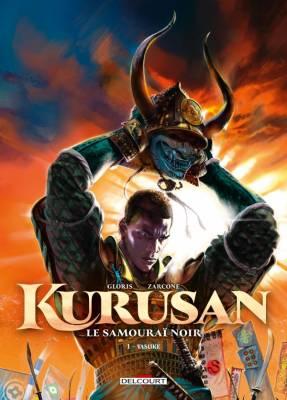 Visuel Kurusan, le samouraï noir /  (Émules)