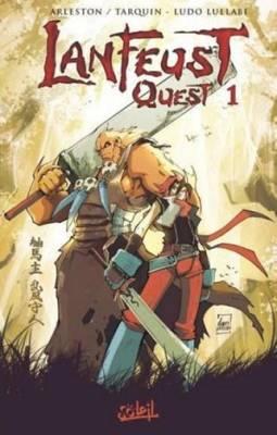 Visuel Lanfeust Quest / Lanfeust Quest (Émules)
