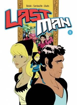 Visuel Lastman / Lastman (Émules)