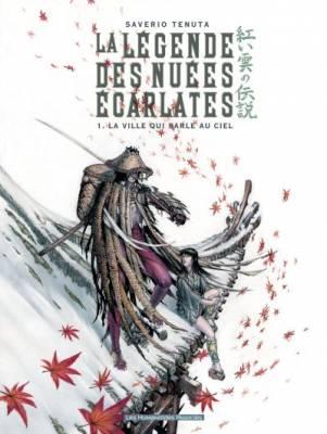 Visuel Légende des Nuées Écarlates (La) / Légende des Nuées Écarlates (La) (Émules)