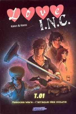Visuel Love I.n.c. / Love I.n.c. (Émules)
