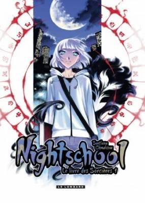 Visuel Nightschool - Le Livre des Sorcières / Nightschool - The Weirn Books (Émules)