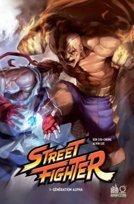 Visuel Street Fighter / Street Fighter (Émules)