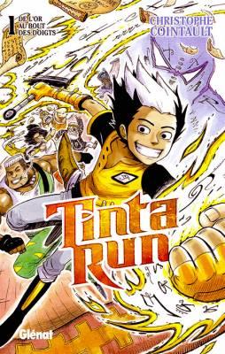 Visuel Tinta Run / Tinta Run (Émules)