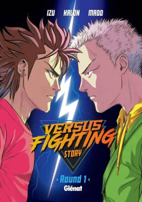 Visuel Versus Fighting Story / Versus Fighting Story (Émules)