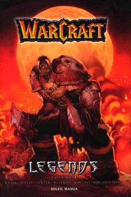 Visuel Warcraft Legends / Warcraft Legends (Émules)