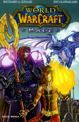 Visuel World of Warcraft - Mage / World of Warcraft - Mage (Émules)