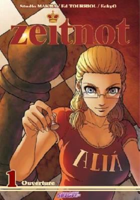 Visuel Zeitnot / Zeitnot (Émules)
