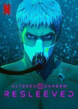 Visuel Altered Carbon :  Resleeved / Altered Carbon : Resleeved (Films d'animation)