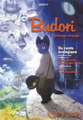 Visuel Budori, l'étrange voyage / Guskō Budori no Denki (グスコーブドリの伝記) (Films d'animation)